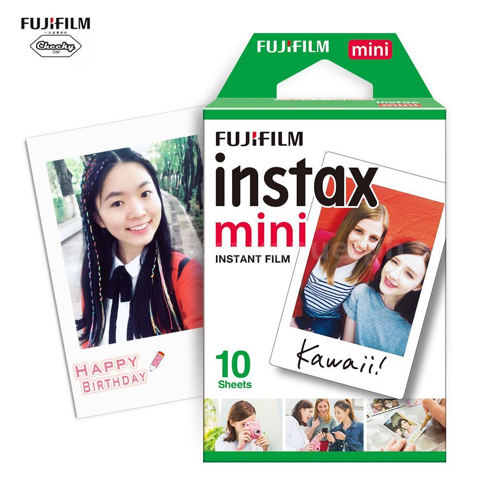7 8 100 Fuji Instax mini pellicola per Instax Mini 90 5 Scatole da 20 7s 50 25