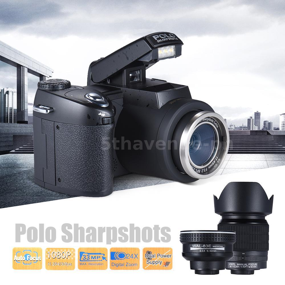 Polo D7100 Ultra Hd 33mp 3 Lcd 24x Zoom Led Digital Dslr Foto Nikon Body Only Paket Artikelmerkmale