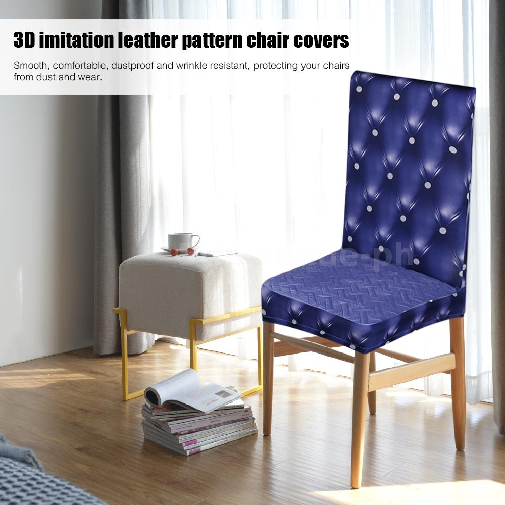 Cool Ceremony Dustproof Dining Seat U5H9 3D Seat Spandex Chair Onthecornerstone Fun Painted Chair Ideas Images Onthecornerstoneorg